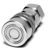 "1/4"" bsp Flat Face coupler"
