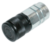 "1/2"" bsp Flat Face coupler ( 3/4"" body )"